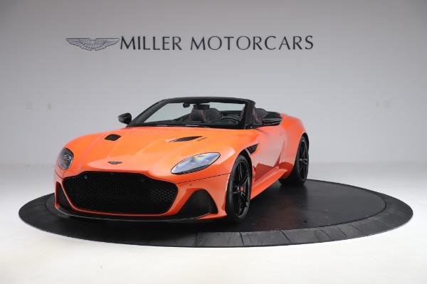 Used 2020 Aston Martin DBS Superleggera Volante for sale $339,800 at Alfa Romeo of Greenwich in Greenwich CT 06830 12