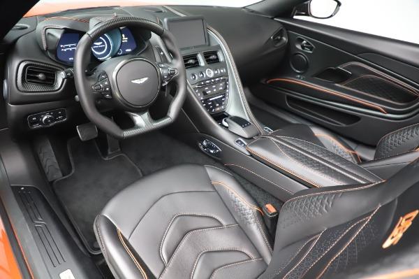 Used 2020 Aston Martin DBS Superleggera Volante for sale $339,800 at Alfa Romeo of Greenwich in Greenwich CT 06830 13