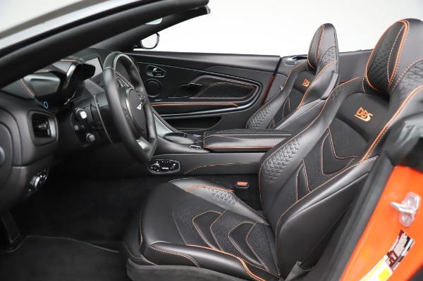 Used 2020 Aston Martin DBS Superleggera Volante for sale $339,800 at Alfa Romeo of Greenwich in Greenwich CT 06830 14