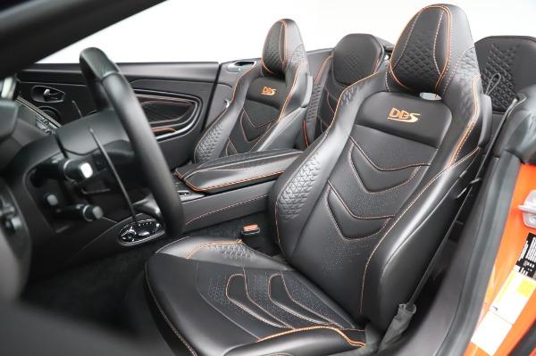 Used 2020 Aston Martin DBS Superleggera Volante for sale $339,800 at Alfa Romeo of Greenwich in Greenwich CT 06830 15