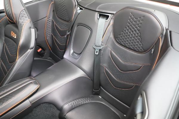 Used 2020 Aston Martin DBS Superleggera Volante for sale $339,800 at Alfa Romeo of Greenwich in Greenwich CT 06830 16