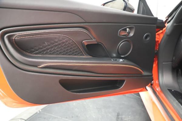 Used 2020 Aston Martin DBS Superleggera Volante for sale $339,800 at Alfa Romeo of Greenwich in Greenwich CT 06830 18