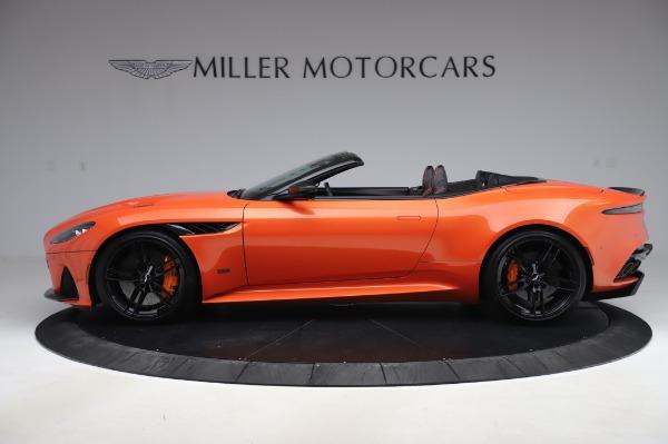 Used 2020 Aston Martin DBS Superleggera Volante for sale $339,800 at Alfa Romeo of Greenwich in Greenwich CT 06830 2