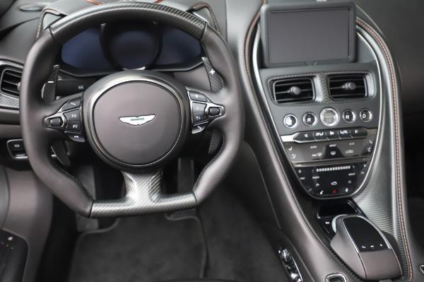 Used 2020 Aston Martin DBS Superleggera Volante for sale $339,800 at Alfa Romeo of Greenwich in Greenwich CT 06830 20