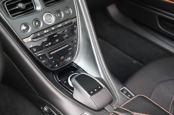 Used 2020 Aston Martin DBS Superleggera Volante for sale $339,800 at Alfa Romeo of Greenwich in Greenwich CT 06830 21