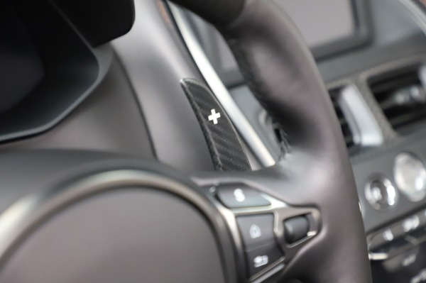 Used 2020 Aston Martin DBS Superleggera for sale $339,900 at Alfa Romeo of Greenwich in Greenwich CT 06830 22