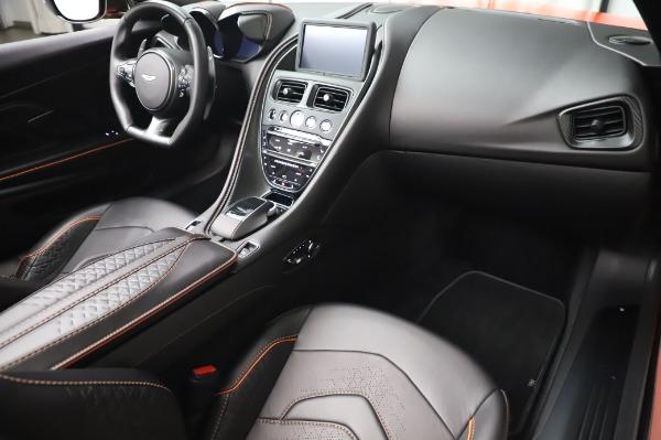Used 2020 Aston Martin DBS Superleggera Volante for sale $339,800 at Alfa Romeo of Greenwich in Greenwich CT 06830 23