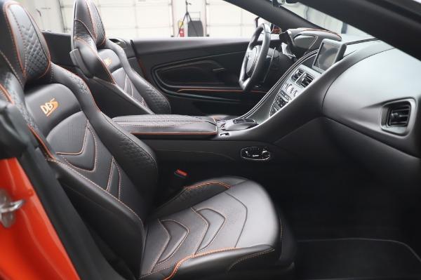 Used 2020 Aston Martin DBS Superleggera Volante for sale $339,800 at Alfa Romeo of Greenwich in Greenwich CT 06830 24