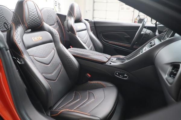 Used 2020 Aston Martin DBS Superleggera Volante for sale $339,800 at Alfa Romeo of Greenwich in Greenwich CT 06830 25