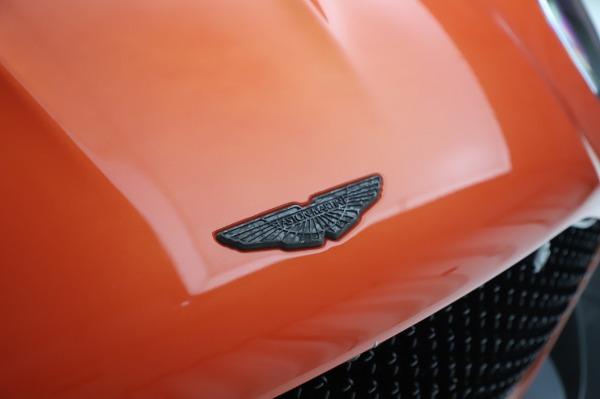 Used 2020 Aston Martin DBS Superleggera Volante for sale $339,800 at Alfa Romeo of Greenwich in Greenwich CT 06830 26