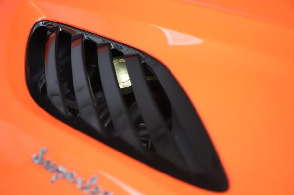 Used 2020 Aston Martin DBS Superleggera Volante for sale $339,800 at Alfa Romeo of Greenwich in Greenwich CT 06830 27