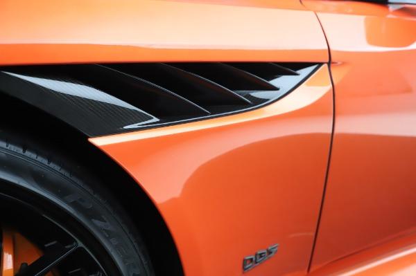 Used 2020 Aston Martin DBS Superleggera Volante for sale $339,800 at Alfa Romeo of Greenwich in Greenwich CT 06830 28