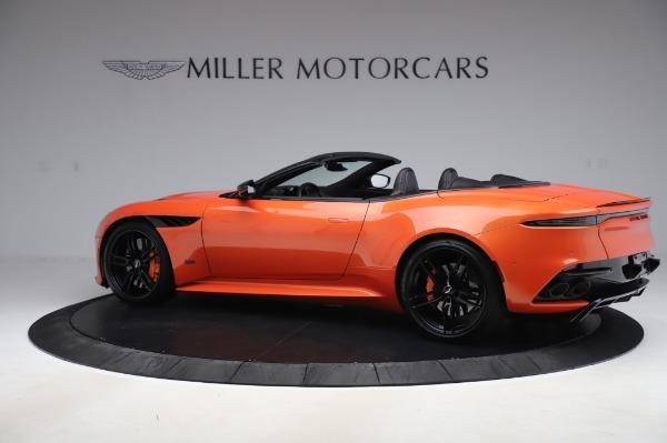 Used 2020 Aston Martin DBS Superleggera Volante for sale $339,800 at Alfa Romeo of Greenwich in Greenwich CT 06830 3