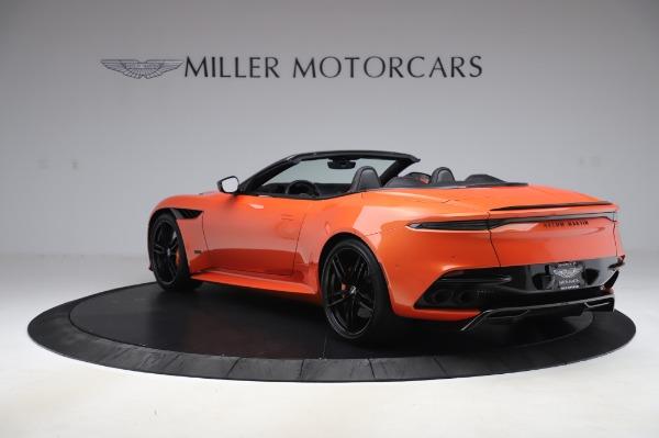 Used 2020 Aston Martin DBS Superleggera Volante for sale $339,800 at Alfa Romeo of Greenwich in Greenwich CT 06830 4