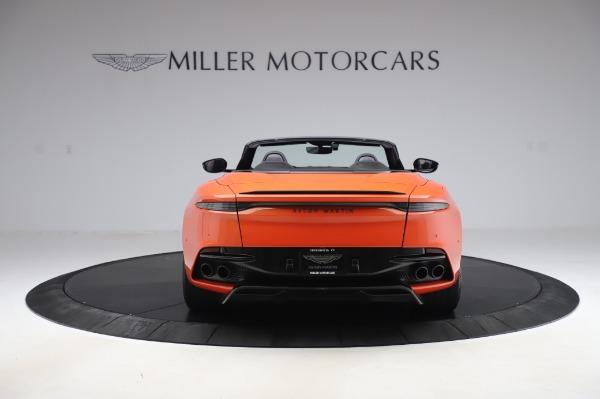 Used 2020 Aston Martin DBS Superleggera Volante for sale $339,800 at Alfa Romeo of Greenwich in Greenwich CT 06830 5