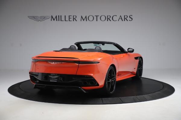 Used 2020 Aston Martin DBS Superleggera Volante for sale $339,800 at Alfa Romeo of Greenwich in Greenwich CT 06830 6