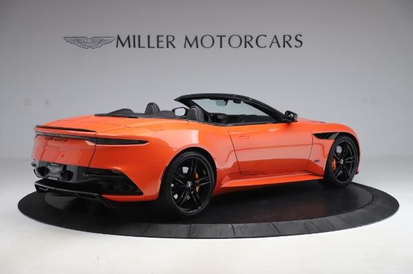 Used 2020 Aston Martin DBS Superleggera Volante for sale $339,800 at Alfa Romeo of Greenwich in Greenwich CT 06830 7