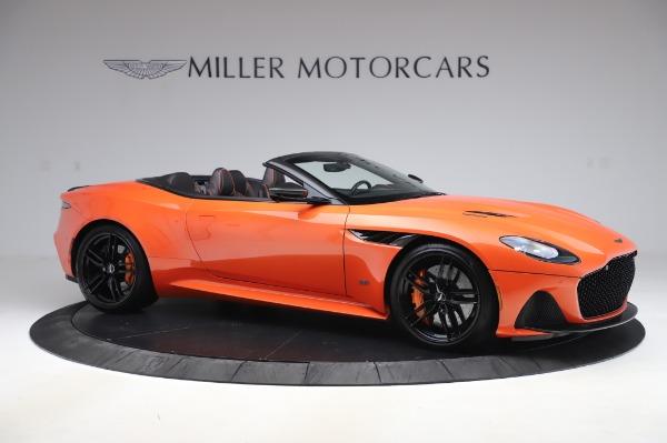 Used 2020 Aston Martin DBS Superleggera Volante for sale $339,800 at Alfa Romeo of Greenwich in Greenwich CT 06830 9