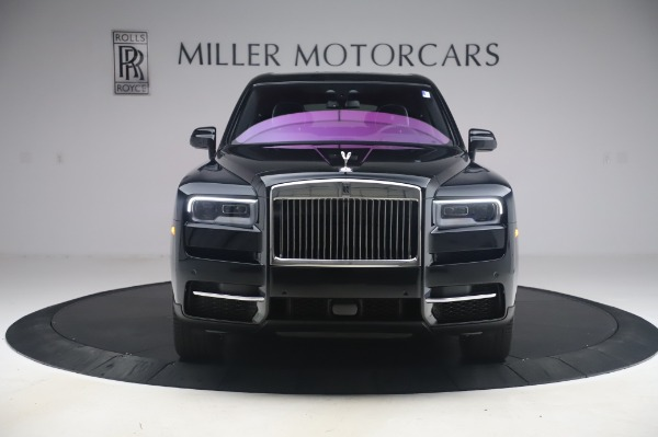 New 2021 Rolls-Royce Cullinan for sale $403,700 at Alfa Romeo of Greenwich in Greenwich CT 06830 2