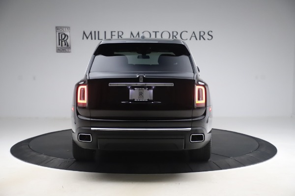 New 2021 Rolls-Royce Cullinan for sale $403,700 at Alfa Romeo of Greenwich in Greenwich CT 06830 5