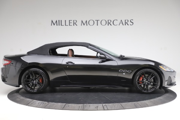 New 2019 Maserati GranTurismo Sport for sale Call for price at Alfa Romeo of Greenwich in Greenwich CT 06830 10