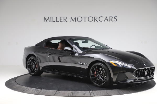 New 2019 Maserati GranTurismo Sport for sale Call for price at Alfa Romeo of Greenwich in Greenwich CT 06830 11