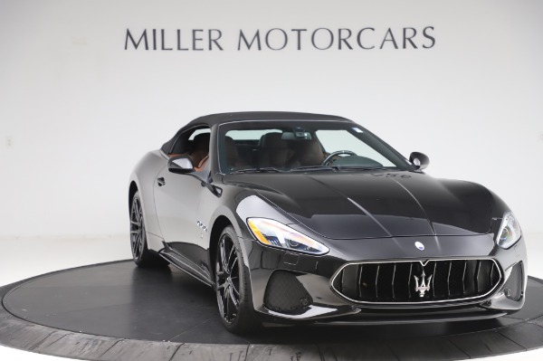 New 2019 Maserati GranTurismo Sport for sale Call for price at Alfa Romeo of Greenwich in Greenwich CT 06830 12