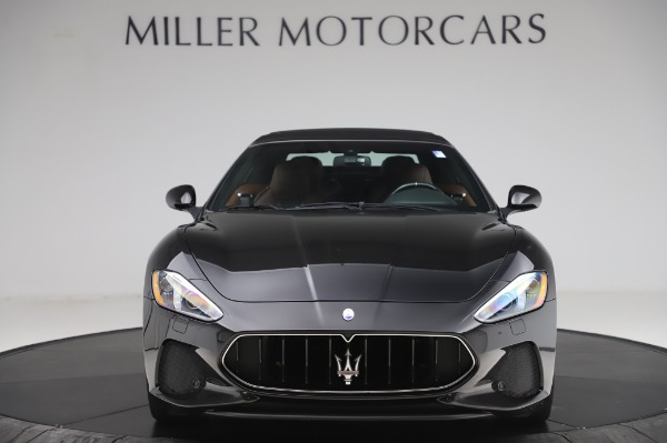New 2019 Maserati GranTurismo Sport for sale Call for price at Alfa Romeo of Greenwich in Greenwich CT 06830 13