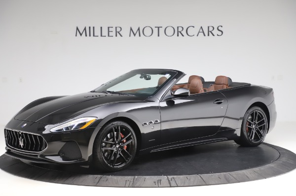 New 2019 Maserati GranTurismo Sport for sale Call for price at Alfa Romeo of Greenwich in Greenwich CT 06830 14
