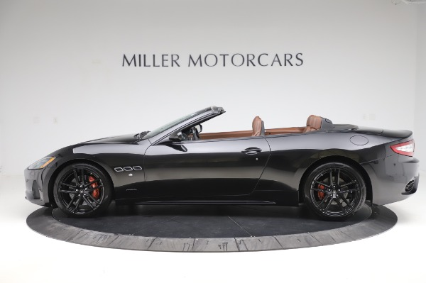New 2019 Maserati GranTurismo Sport for sale Call for price at Alfa Romeo of Greenwich in Greenwich CT 06830 15