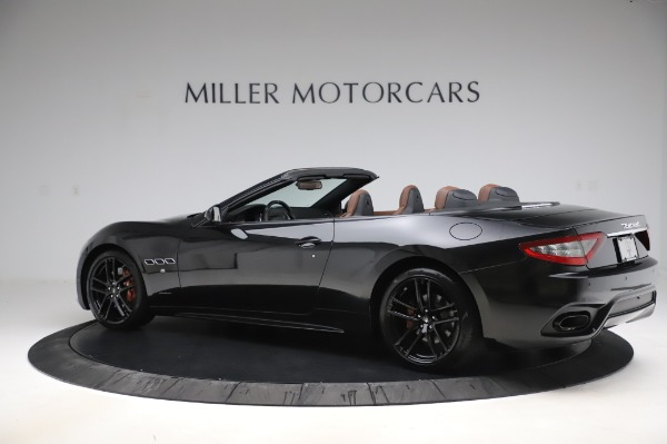 New 2019 Maserati GranTurismo Sport for sale Call for price at Alfa Romeo of Greenwich in Greenwich CT 06830 16