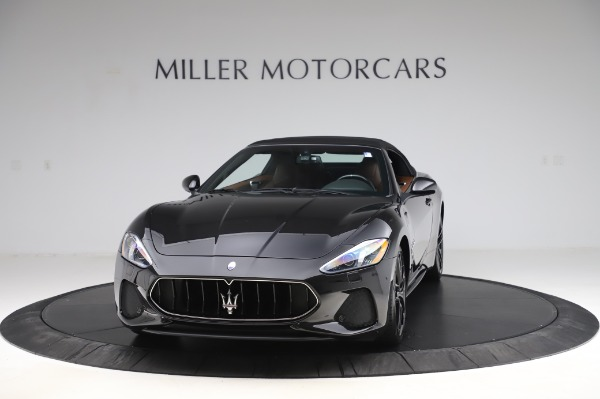 New 2019 Maserati GranTurismo Sport for sale Call for price at Alfa Romeo of Greenwich in Greenwich CT 06830 2