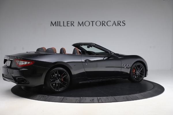 New 2019 Maserati GranTurismo Sport for sale Call for price at Alfa Romeo of Greenwich in Greenwich CT 06830 20