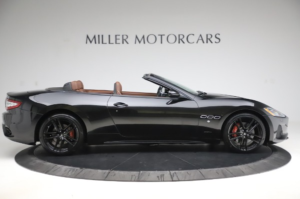 New 2019 Maserati GranTurismo Sport for sale Call for price at Alfa Romeo of Greenwich in Greenwich CT 06830 21