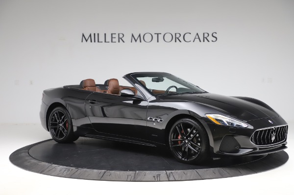 New 2019 Maserati GranTurismo Sport for sale Call for price at Alfa Romeo of Greenwich in Greenwich CT 06830 22
