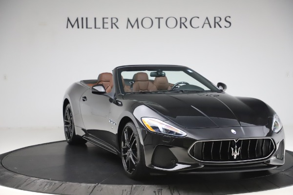 New 2019 Maserati GranTurismo Sport for sale Call for price at Alfa Romeo of Greenwich in Greenwich CT 06830 23
