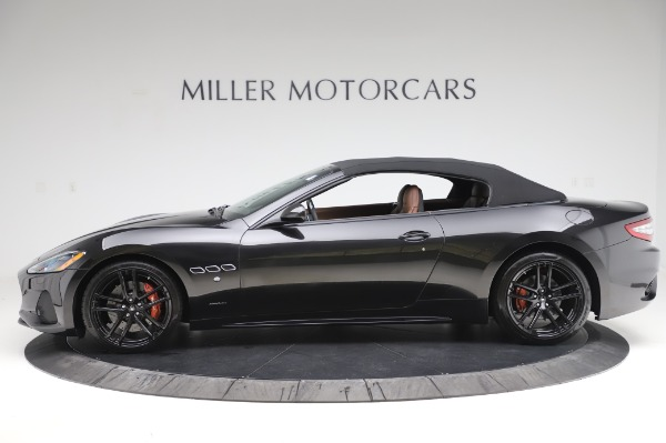 New 2019 Maserati GranTurismo Sport for sale Call for price at Alfa Romeo of Greenwich in Greenwich CT 06830 4