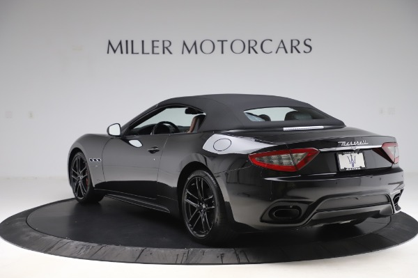 New 2019 Maserati GranTurismo Sport for sale Call for price at Alfa Romeo of Greenwich in Greenwich CT 06830 6