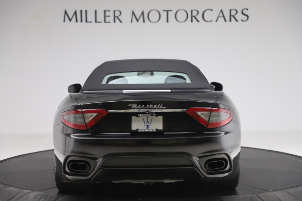 New 2019 Maserati GranTurismo Sport for sale Call for price at Alfa Romeo of Greenwich in Greenwich CT 06830 7