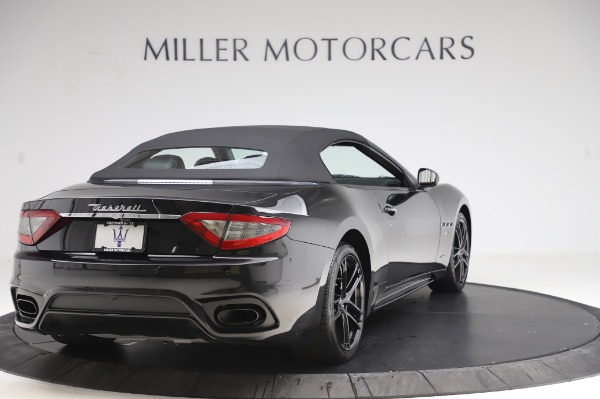 New 2019 Maserati GranTurismo Sport for sale Call for price at Alfa Romeo of Greenwich in Greenwich CT 06830 8