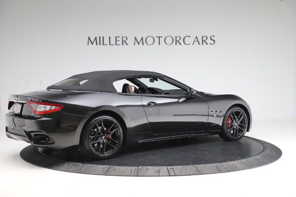 New 2019 Maserati GranTurismo Sport for sale Call for price at Alfa Romeo of Greenwich in Greenwich CT 06830 9