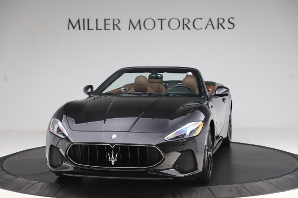 New 2019 Maserati GranTurismo Sport for sale Call for price at Alfa Romeo of Greenwich in Greenwich CT 06830 1
