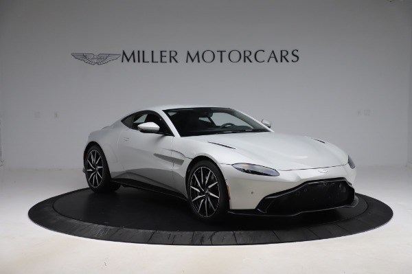 Used 2020 Aston Martin Vantage Coupe for sale $149,800 at Alfa Romeo of Greenwich in Greenwich CT 06830 10