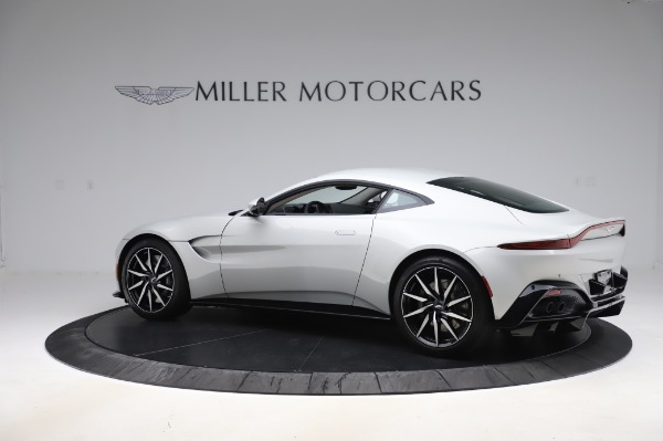 Used 2020 Aston Martin Vantage Coupe for sale $149,800 at Alfa Romeo of Greenwich in Greenwich CT 06830 3