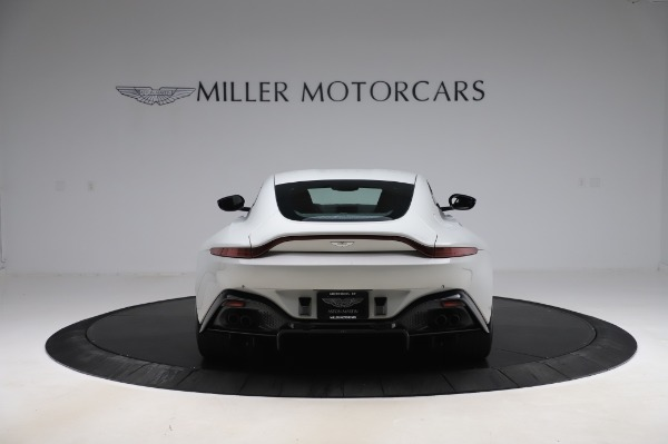 Used 2020 Aston Martin Vantage Coupe for sale $149,800 at Alfa Romeo of Greenwich in Greenwich CT 06830 5