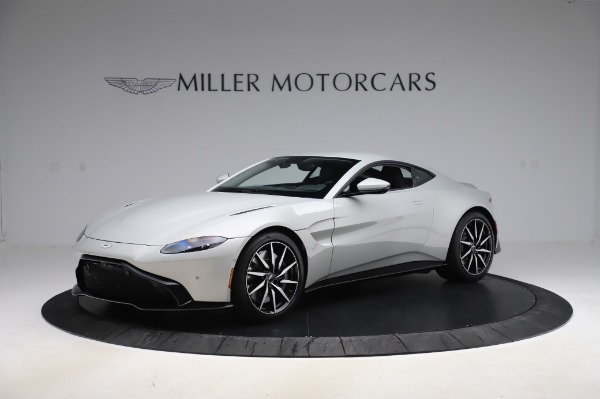 Used 2020 Aston Martin Vantage for sale $149,900 at Alfa Romeo of Greenwich in Greenwich CT 06830 1
