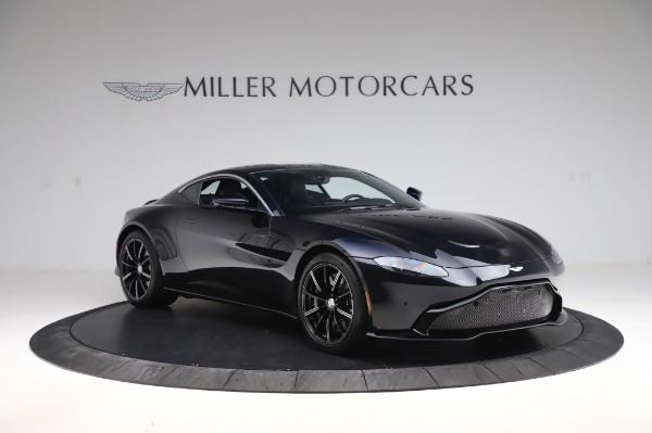 Used 2019 Aston Martin Vantage for sale $129,900 at Alfa Romeo of Greenwich in Greenwich CT 06830 10