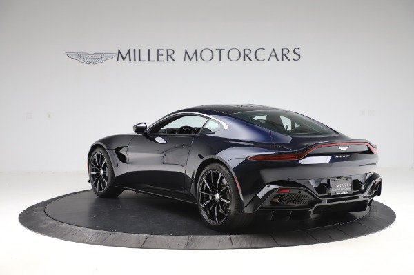 Used 2019 Aston Martin Vantage for sale $127,900 at Alfa Romeo of Greenwich in Greenwich CT 06830 4
