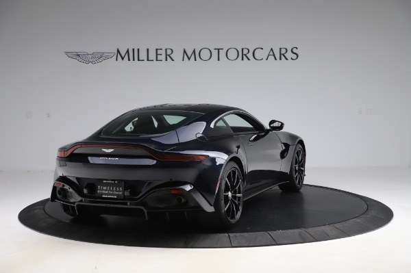 Used 2019 Aston Martin Vantage for sale $129,900 at Alfa Romeo of Greenwich in Greenwich CT 06830 6