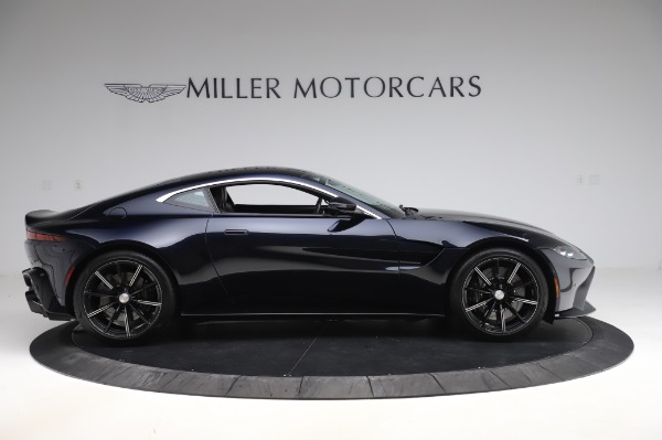 Used 2019 Aston Martin Vantage for sale $129,900 at Alfa Romeo of Greenwich in Greenwich CT 06830 8